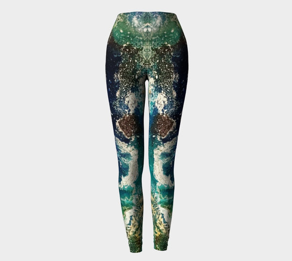 Matt LeBlanc Art Leggings - Design 009