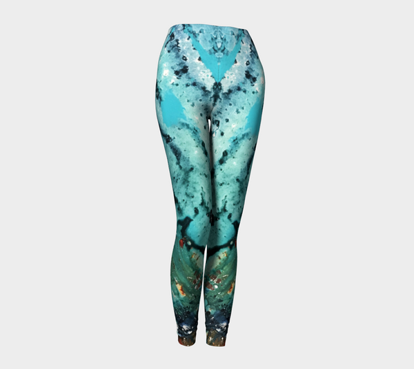 Matt LeBlanc Art Leggings - Design 010