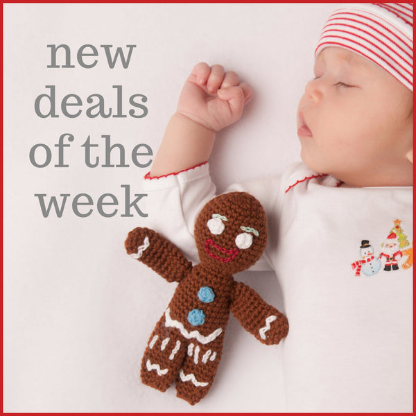 New Deals of the Week at Liam and Lilly
