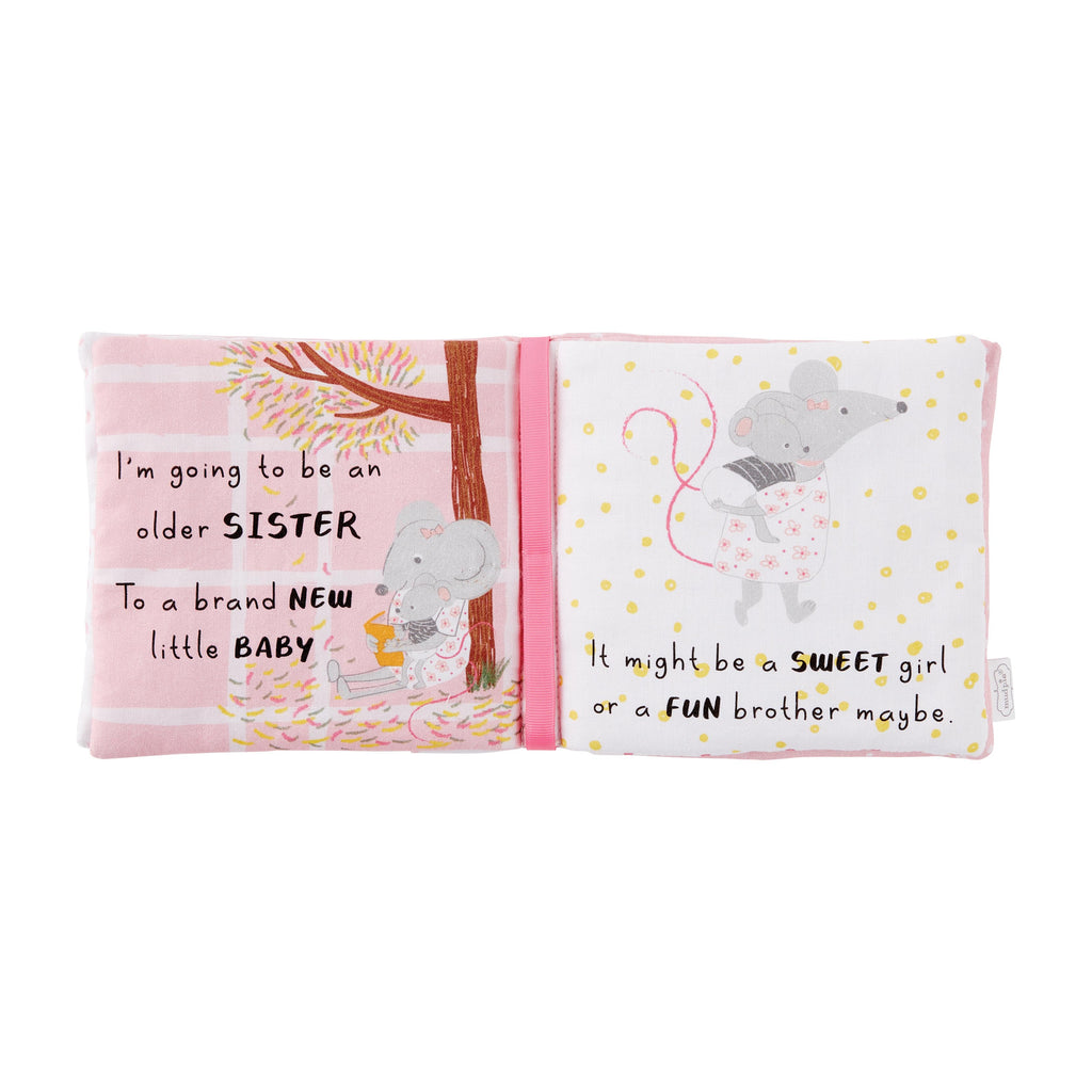 Big Sister Soft Book