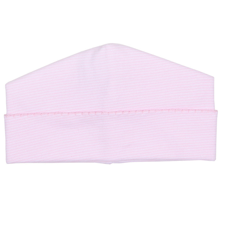 Magnolia Baby Pink Mini Stripe Hat