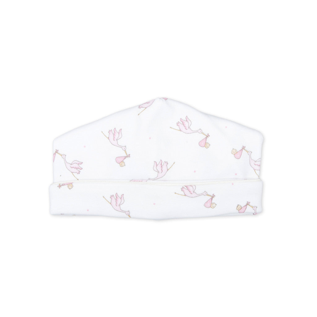 Magnolia Baby Worth the Wait Pink Print Hat