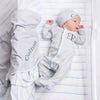 Magnolia Baby Unisex Mini Stripe Footie Layette Set - Personalization Available