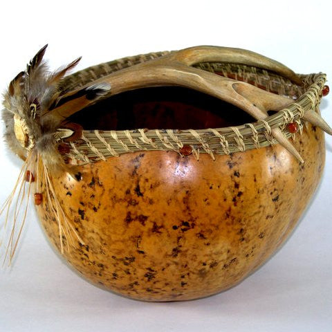 Gourd, Reed & Kelp Basketry