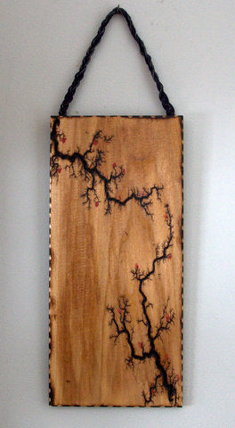 Asian Inspired Wall Hanging - MtBakerTradingCompany.com