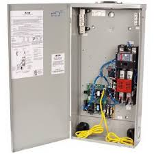 EATON TRANSFER SWITCH ATC3C2X30200BPC SN# CA80015303-001-15