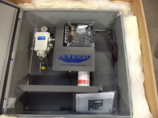 24-3747 REVERSO FUEL POLISHER SYS. AFP-150 SN# A050942