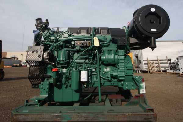 TAD1371VE VOLVO ENGINE SN# 2013479671