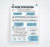 Part-Writing: The Horizontal Rules Poster