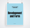 Development & Form Poster Set