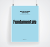 Fundamentals Poster Set