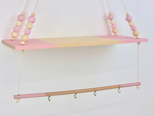 Swing Shelf - hooks NYH-WS01