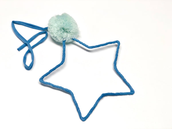 Star with Pom Pom NYH - 107