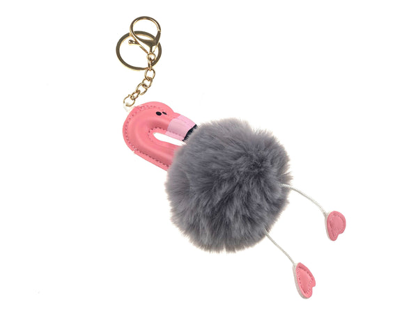Key Chain - flamingo