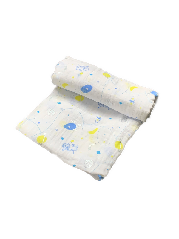 Mini Swaddle - space