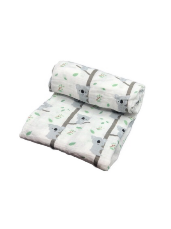 Mini Swaddle - koala