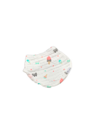 Bandana Bib - icecream