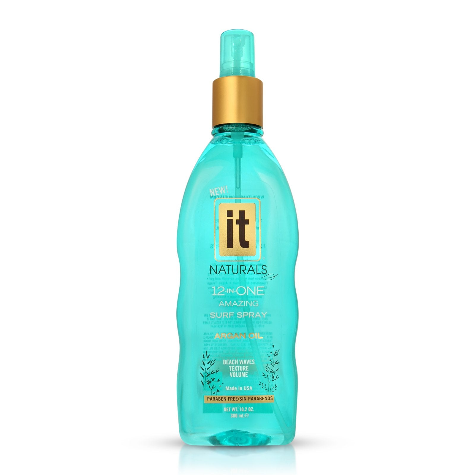 It Naturals 12-IN-ONE Surf Spray - 10.2oz