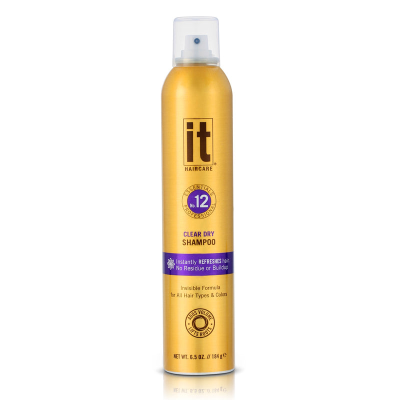 IT Essentials No. 12 Clear Dry Shampoo