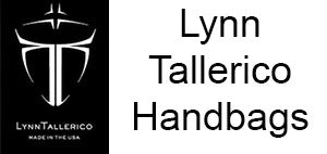 "Lynn designs ""real handbags for real life."" She is known for her sense of style, her attention to details. Handcrafted , sourced locally and Made in the USA."