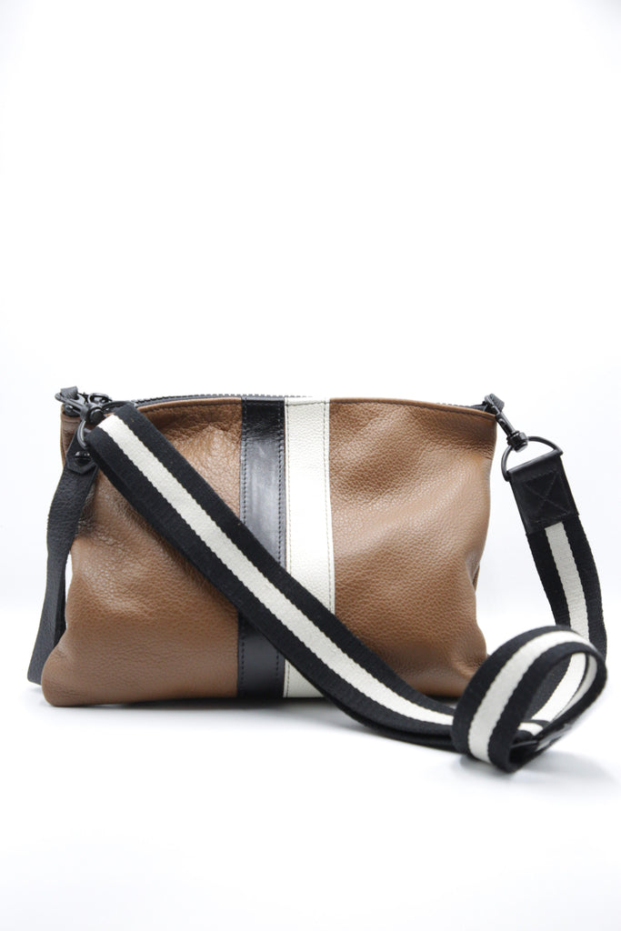 Rebecca Flat Clutch/ Crossbody Bag