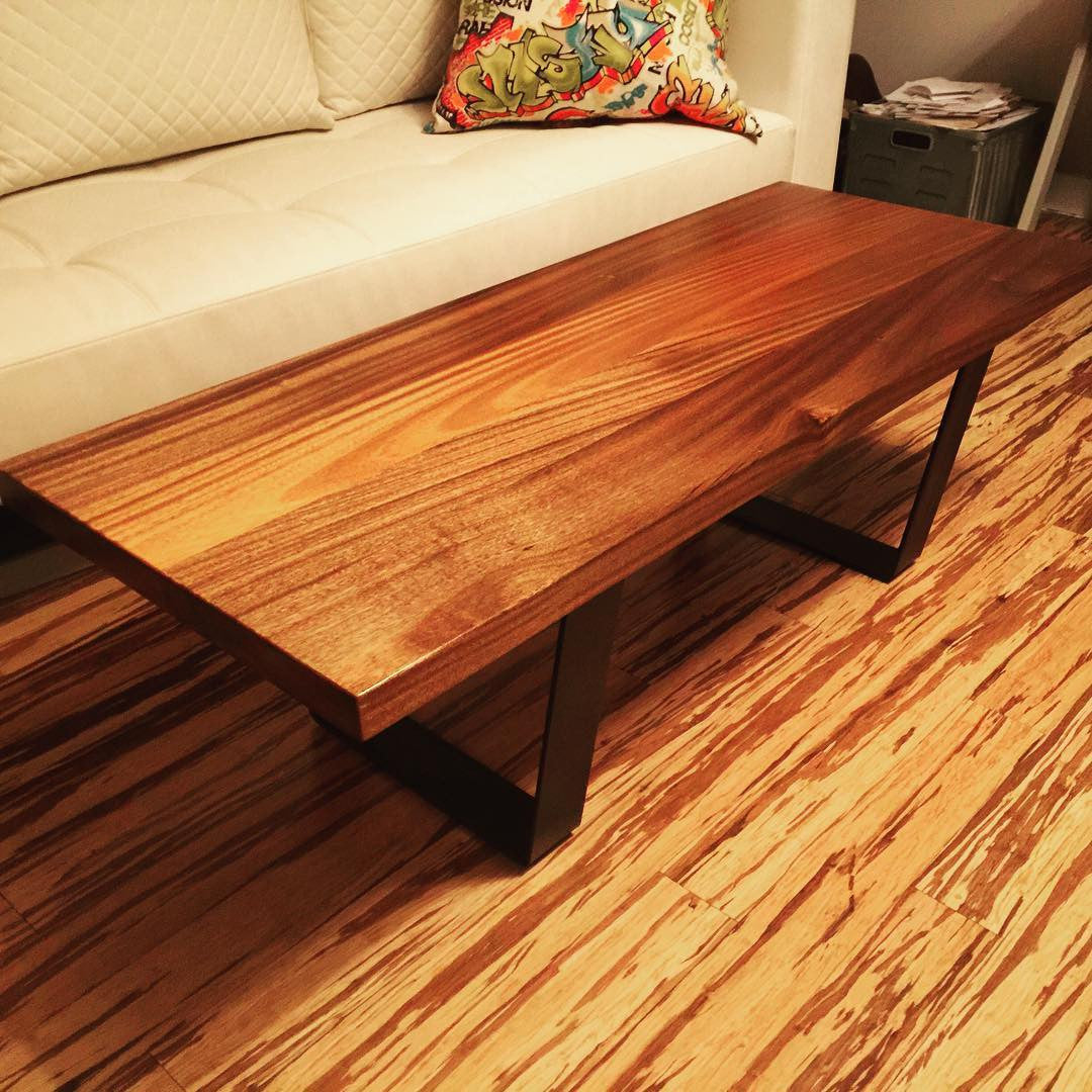 Ottawa Woodworking: Coffee Table Pilot Class