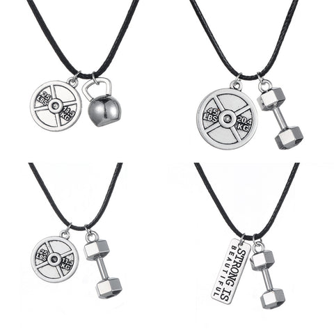 Choose from 4 necklace versions