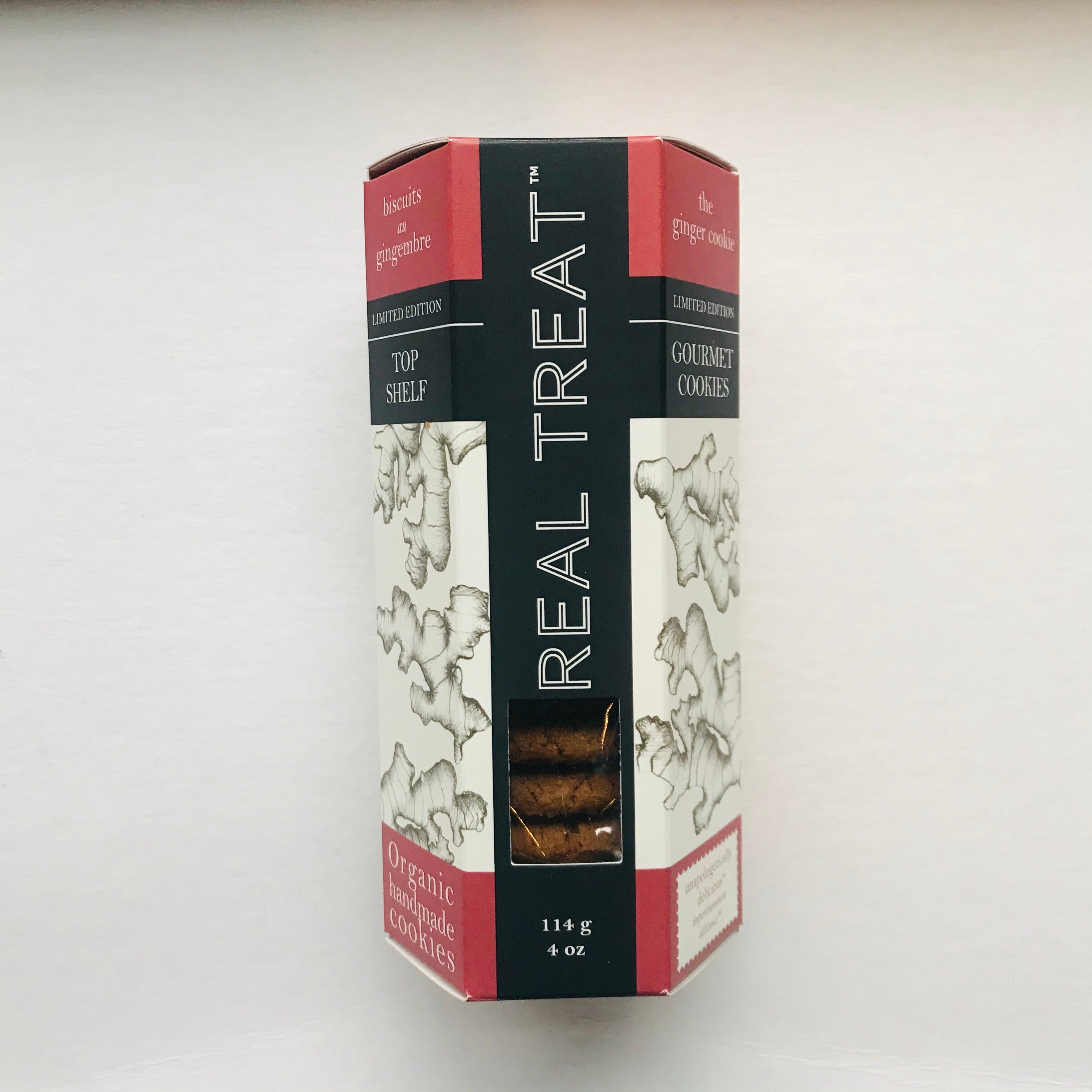 Limited Edition Real Treat Cookies