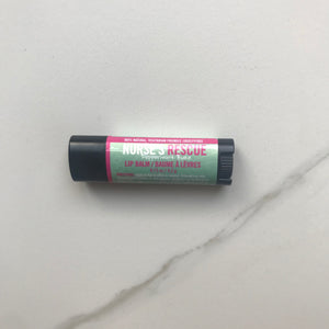 Nurses Rescue Peppermint lip balm