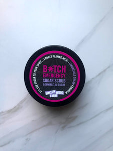 Walton Wood Farm B*tch Emergency Sugar Scrub