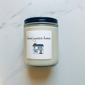 Sparkle Candle Co candles