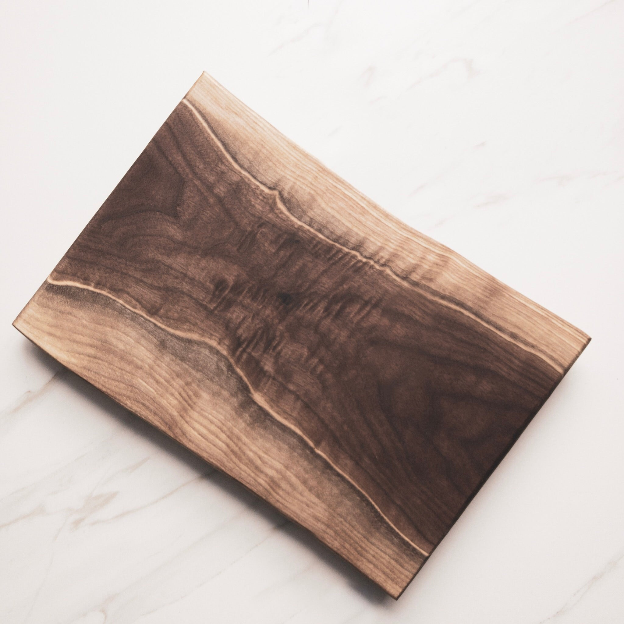 Live Edge Walnut Board
