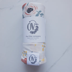 OVer Reversible Swaddle