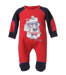 Mameluco Rojo Infant