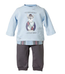 Set Infant Azul