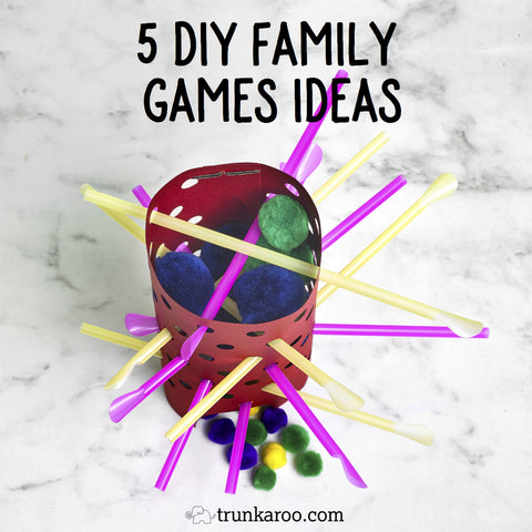 5 Make Your Own Games Ideas For Children