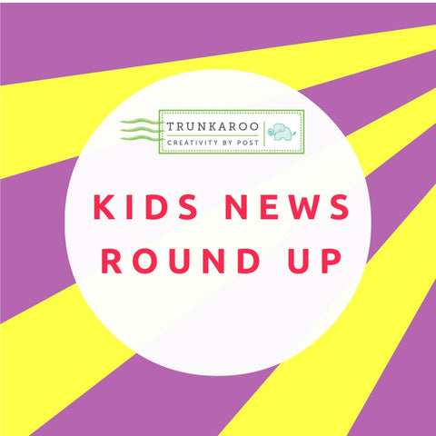 September Kids News Round up