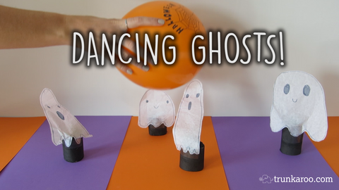 Dancing Ghosts Experiment