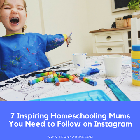 7 Inspiring Homeschooling Mums You Need to Follow on Instagram