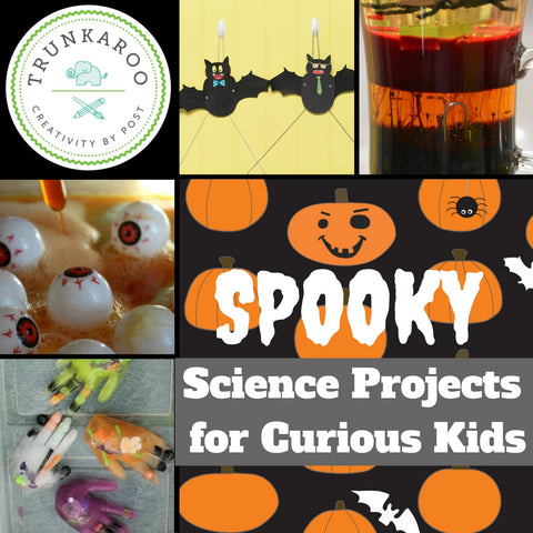 Spooky Science Projects for Curious Kids