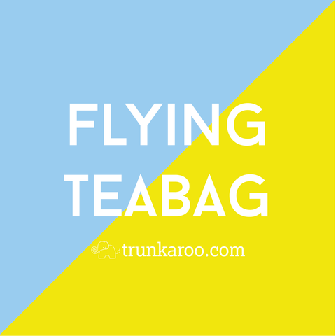 Flying Teabag Experiment