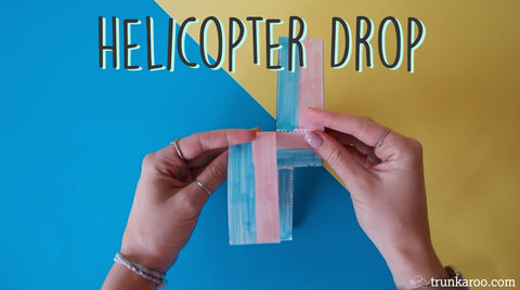 Helicopter Drop Experiment
