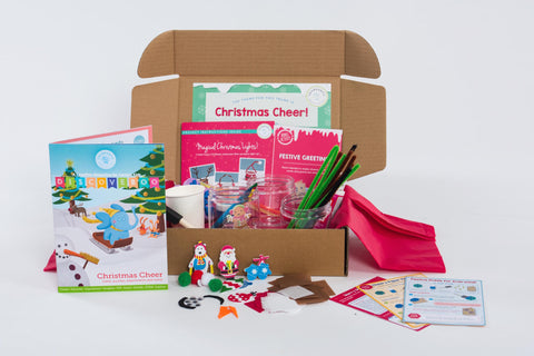 Christmas Cheer Festive Kit