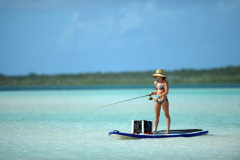 REEL's Recommended Summer Activity: Stand Up Paddleboard Fishing