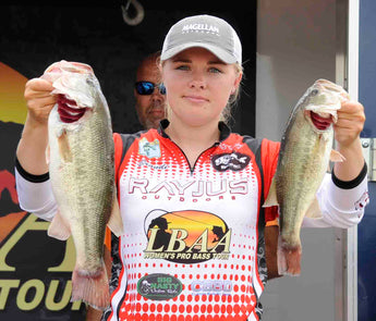 Top Seven Professional Female Anglers in the United States