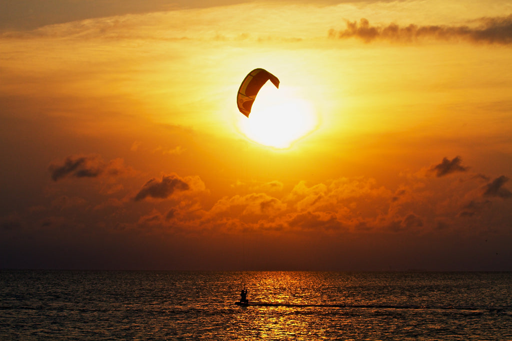 Top 4 Badass Kiteboarders in the World
