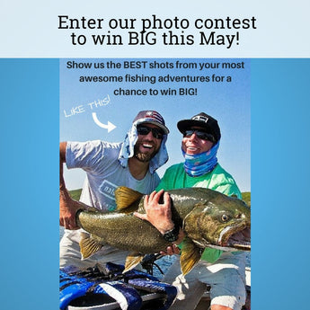 May Contest: We Team Up With Adamsbuilt Fishing Gear