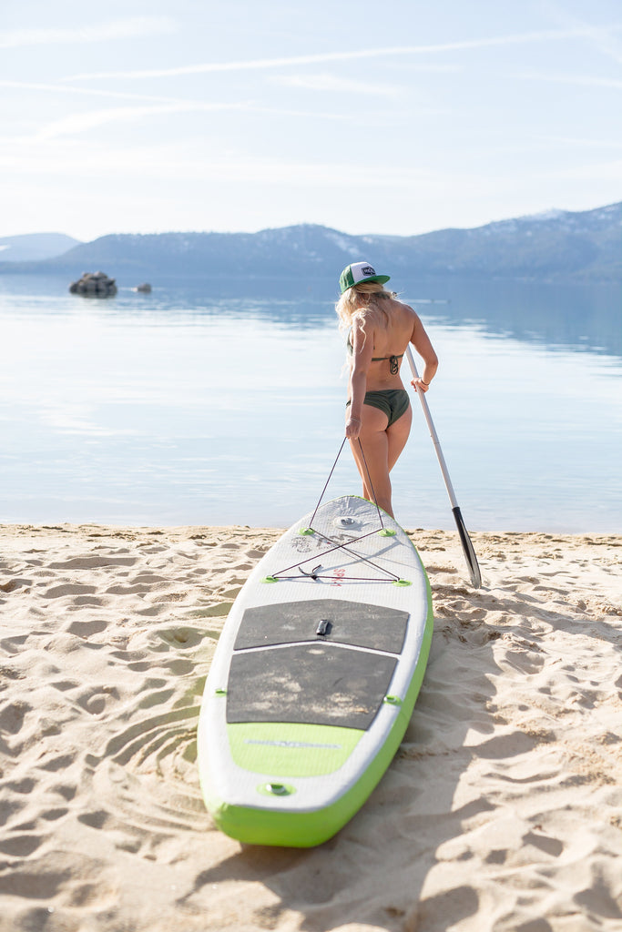 Paddleboarding Your Way to Fitness