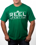 Big Logo Tee - Kelly Green