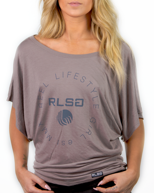Circle Dolman T-Shirt